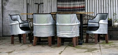 Lovely Outdoor Furniture Made From Recycled Materials Outdoor Goods Part 5