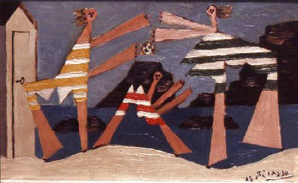 gierschickwork making peace pablo part of   above picasso bathers at dinard 1928 this is part 1 of a short essay rough draft that i wrote recently detailing my thoughts about picasso