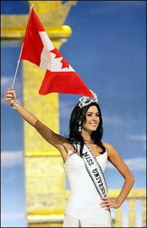 Miss Universe Canada: Natalie Glebova