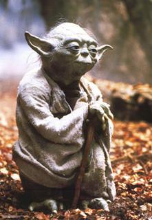 One Minute Wisdom Yoda Quotes