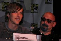 Chad Faust and Ira Steven Behr