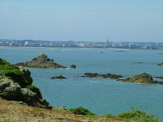 Bretagne og Saint Malo