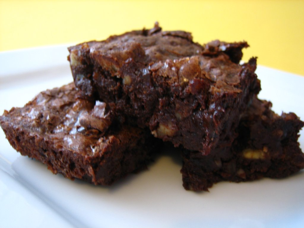 Recipes from 4EveryKitchen: Tribute to Katharine Hepburn Brownies