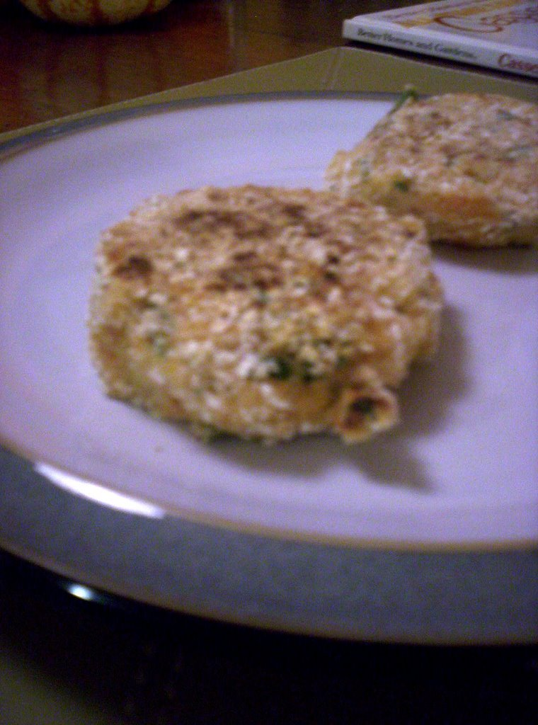 of taste tried parsley in these Lemon Horseradish Fish Cakes ...