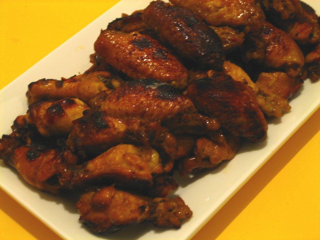 Recipes from 4EveryKitchen: Crockpot Peking Chicken Wings