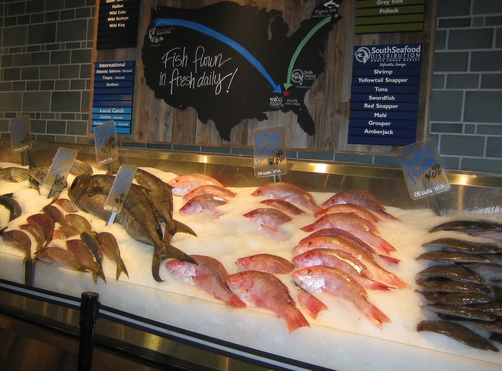Welcome to the dyer consequences blog just opened a new for Nearest fresh fish market
