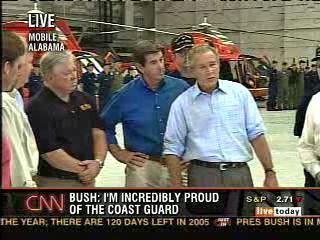 Bush Diverts Critical Resources