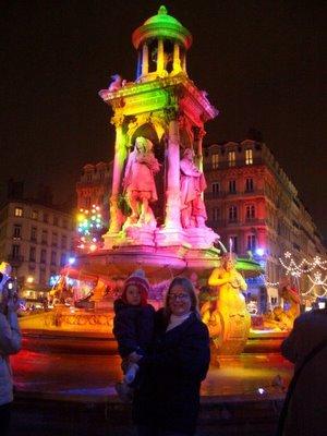 Fêtes des Lumières à Lyon 2