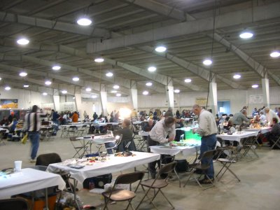 Fly-tying Expo 2005