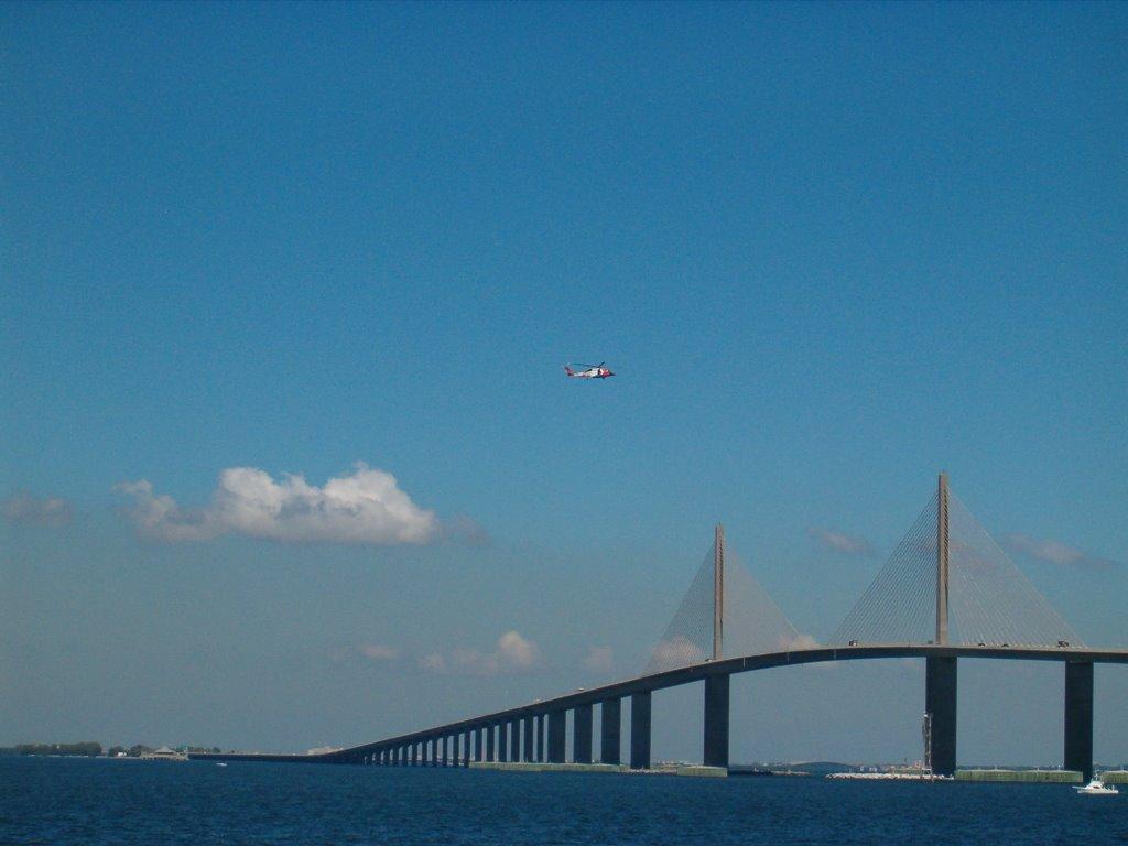 I love florida skyway bridge for Skyway bridge fishing report