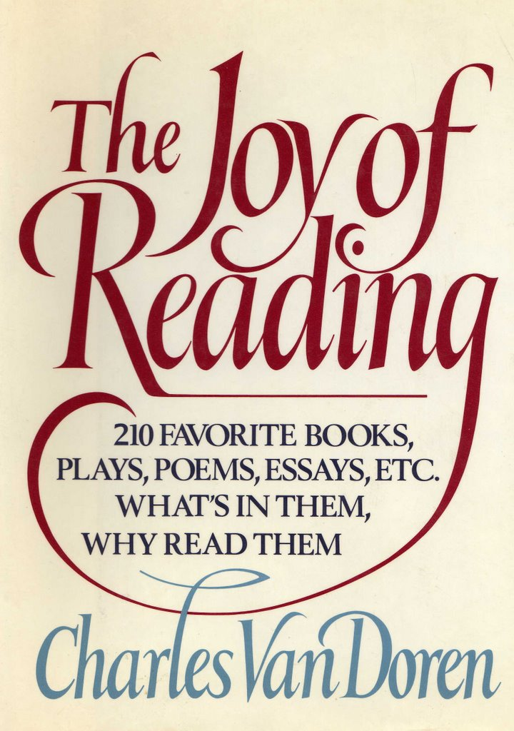 Essay on pleasure of reading books