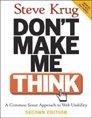 Steve Krug: Don't Make Me Think