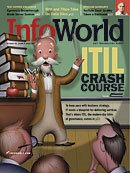 InfoWorld magazine cover