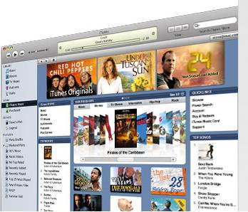 how to get a tv show file from itunes