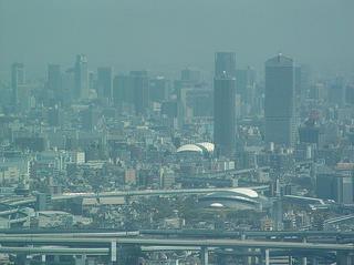 Visión panorámica de las autopistas flotantes japonesas