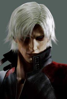 Dante, el endemoniado protagonista de la saga Devil May Cry