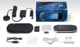 El nuevo pack de la PSP