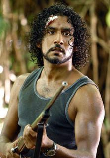 Sayid (Naveen Andrews)