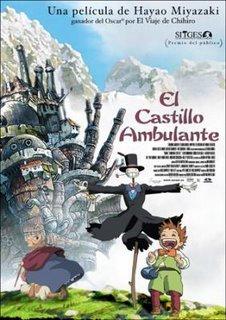 El Castillo Ambulante, que ya podemos disfrutar en los cines españoles.