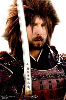Tom Cruise, El Último Samurái