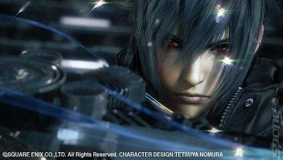 ¿Imágenes de un videojuego o de otra película de Square-Enix? Moooooola.