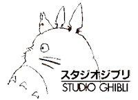 El famoso logo del Studio Ghibli