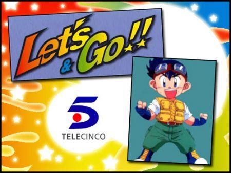 Llega algo de anime a Telecinco