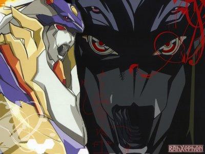 Rahxephon: Un anime que, al igual que otra serie de temática y estilo parecidos, Evangelion, levanta pasiones y odios allá por donde pasa