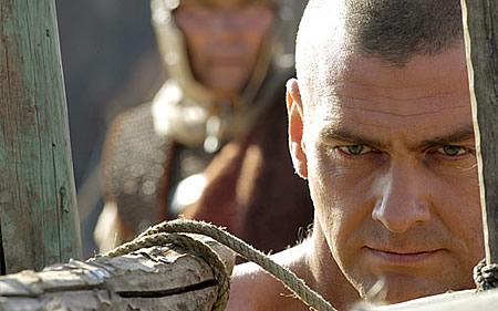 El impulsivo e irracional Tito Pulo, uno de los más valientes guerreros romanos