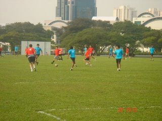 nus mba dean's cup 2006