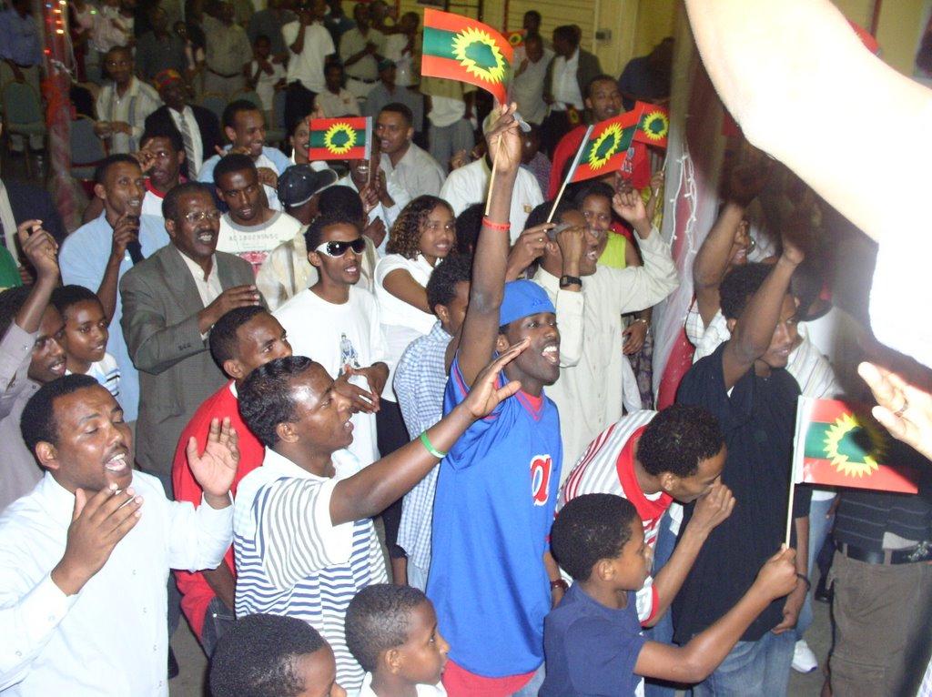 Oromo dating in usa