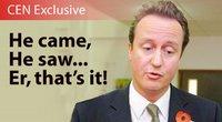 Evening News headline today
