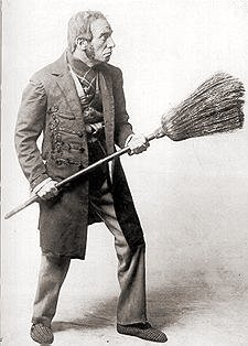 We need a new broom for sweeping changes