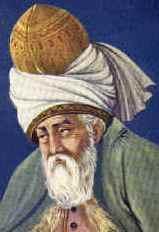 Rumi Reading Maulana Jalaluddin Masnavi