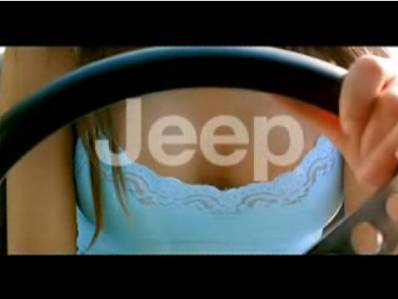 Eye-grabbing Jeep Commercial