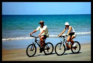 Cycling in Hua Hin Thailand