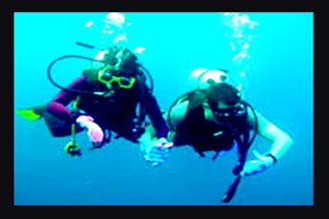 Underwater Diving In Thailand