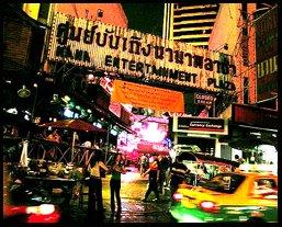 Nana Plaza Bangkok Thailand