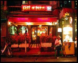 Patpong Cafe Bangkok Thailand