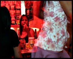 Patpong Drinking Bangkok Thailand
