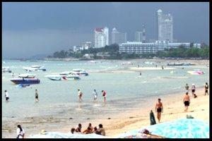 Pattaya Beach Chonburi Thailand