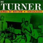 albumcover Ike Turner's Kings Of Rhythm - Trailblazer
