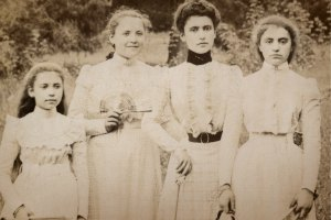 Familia Claverie, Sur de Francia, 1930 aprox.