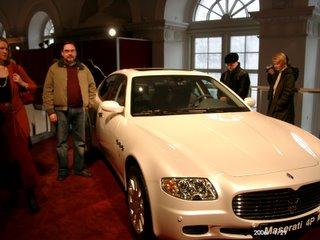 Maserati 4P