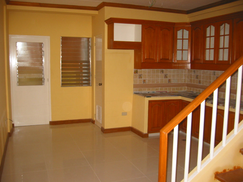 Kitchen Tiles Philippines victa properties: brand new town house for sale in tandang sora