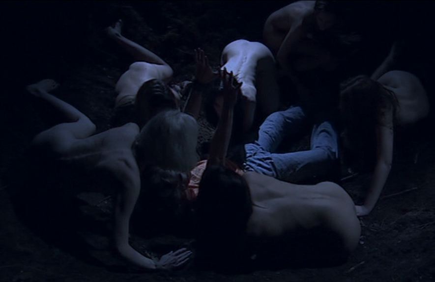 Forest of the Damned Horrorthon Forest of the Damned aka Demonic