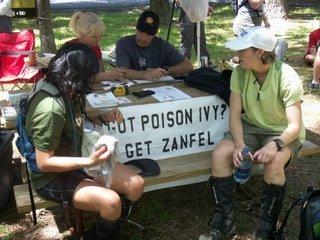 poison ivy?! heck, bull nettle!