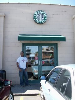what is this starbucks place you talk of?