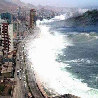Las ciudades sumergidas por el mar... ¿realidad o ficción?