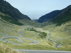 Transfagarasan Road - North